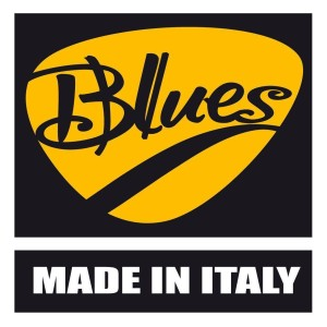 Logo Blues Made In Italy